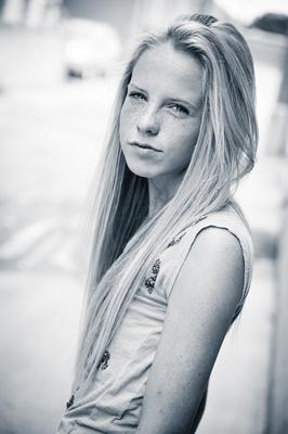 Academie Model - Kaitlyn