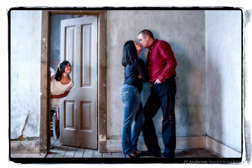 Angie, Jeremy and Yashira
